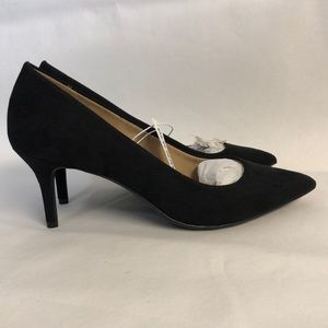 Old Navy Black Heels Pointed Toe Size 8